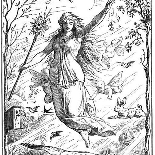 Spring answer: EOSTRE