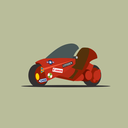 Star Cars answer: AKIRA