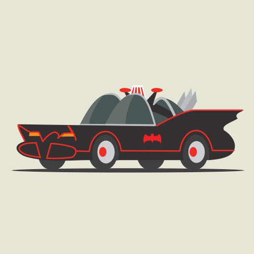 Star Cars answer: BATMAN