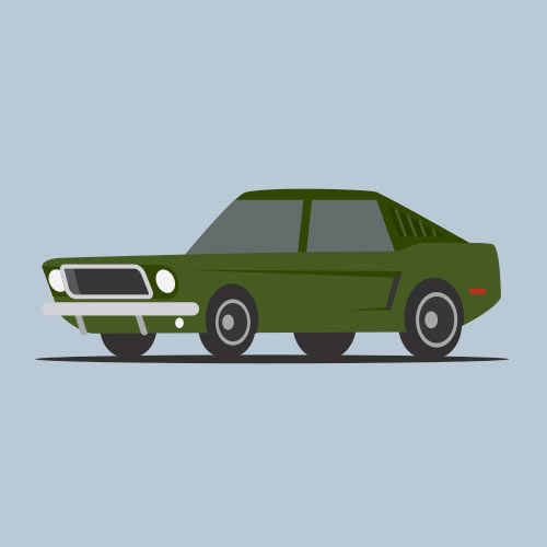 Star Cars answer: BULLITT