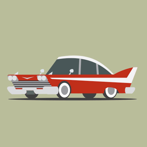 Star Cars answer: CHRISTINE