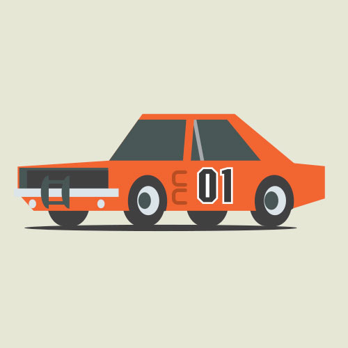 Star Cars answer: DUKES OF HAZZARD