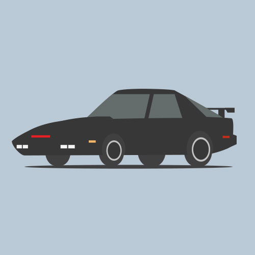 Star Cars answer: KNIGHT RIDER