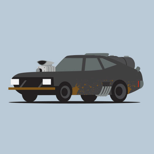 Star Cars answer: MAD MAX