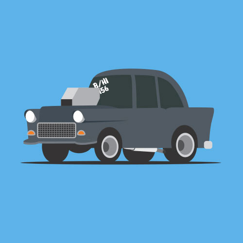 Star Cars answer: 2-LANE BLACKTOP