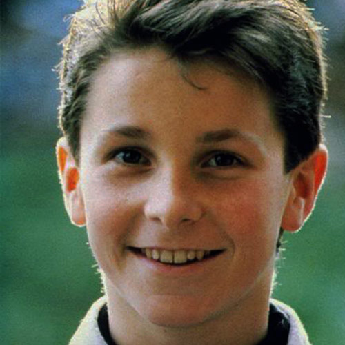 Star Throwbacks answer: CHRISTIAN BALE