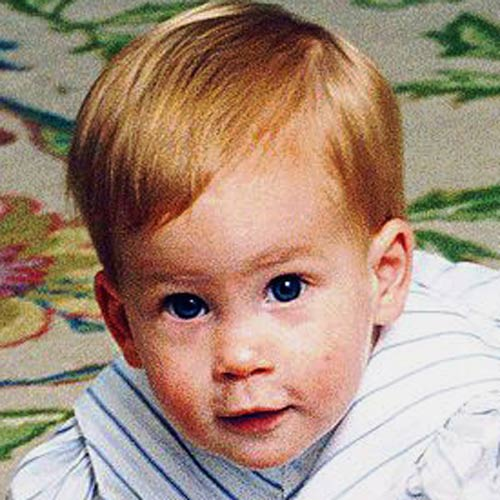 Star Throwbacks answer: PRINCE HARRY