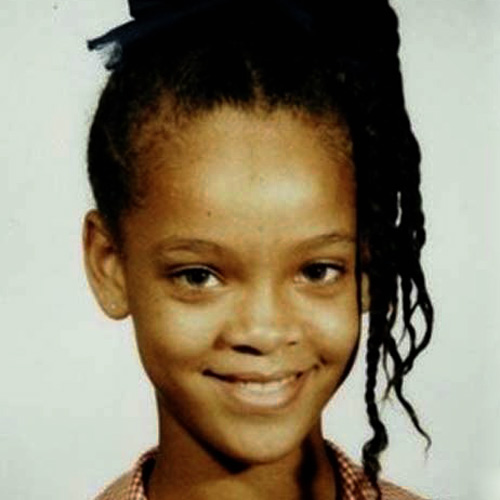Star Throwbacks answer: RIHANNA