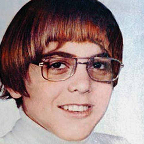 Star Throwbacks answer: GEORGE CLOONEY