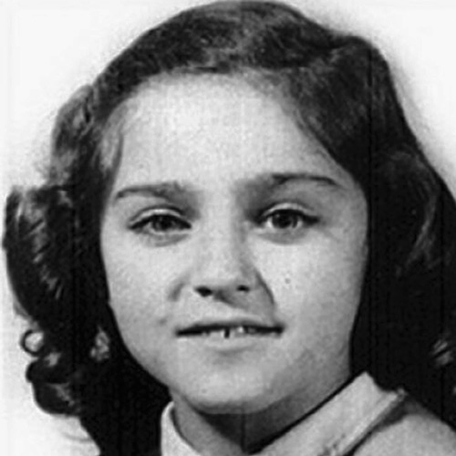 Star Throwbacks answer: MADONNA