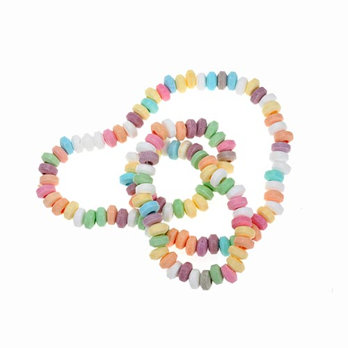 Sweet Shop answer: CANDY NECKLACE
