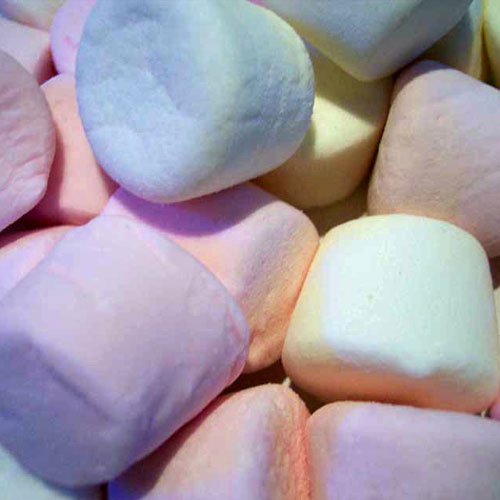 Sweet Shop answer: MARSHMALLOWS