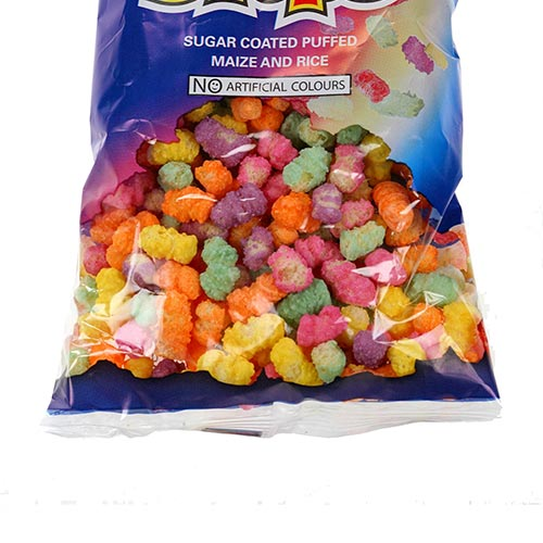Sweet Shop answer: RAINBOW DROPS
