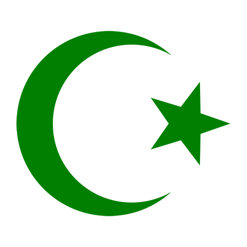 Symbols answer: ISLAM