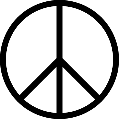 Symbols answer: PEACE
