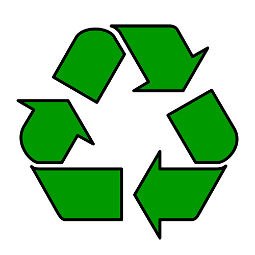 Symbols answer: RECYCLING