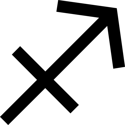 Symbols answer: SAGITTARIUS