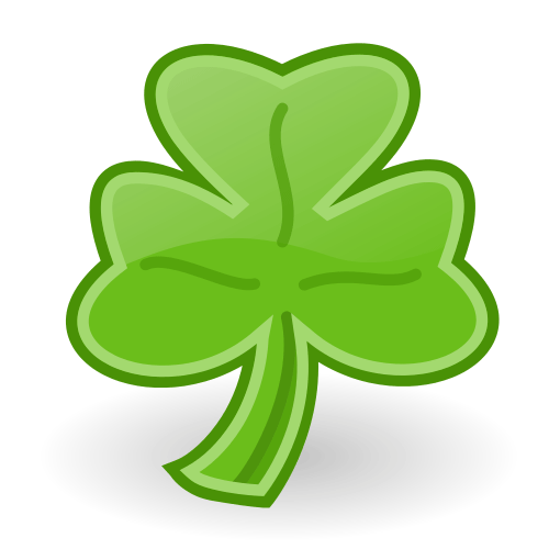 Symbols answer: SHAMROCK