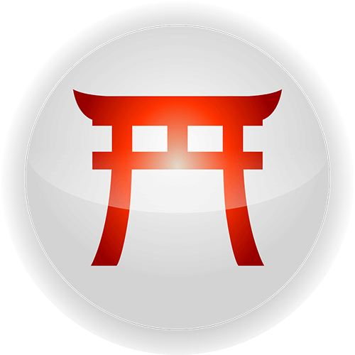 Symbols answer: SHINTO TORII
