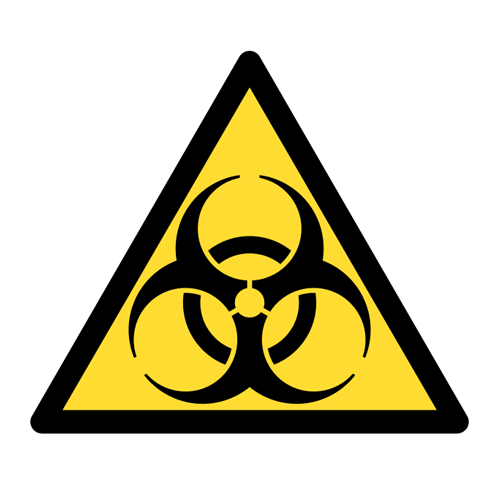 Symbols answer: BIOHAZARD