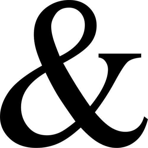 Symbols answer: AMPERSAND