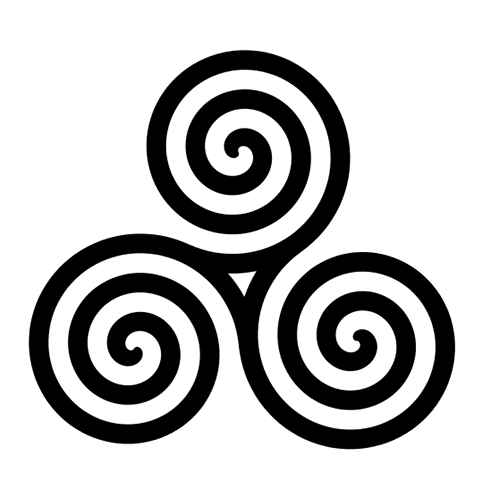 Symbols answer: TRISKELION
