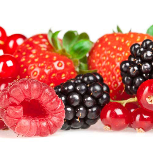 Taste Test answer: BERRIES