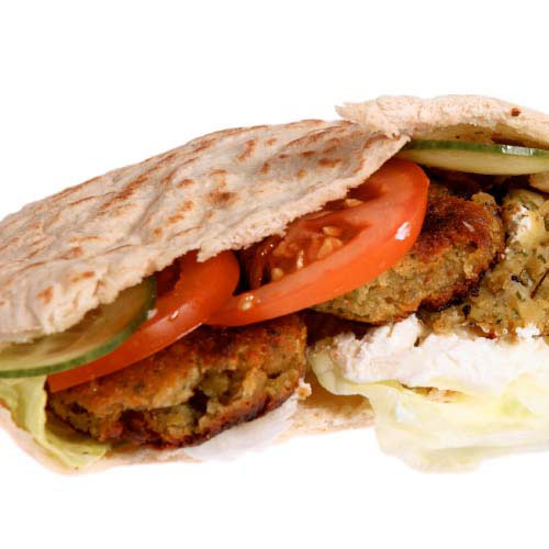 Taste Test answer: FALAFEL