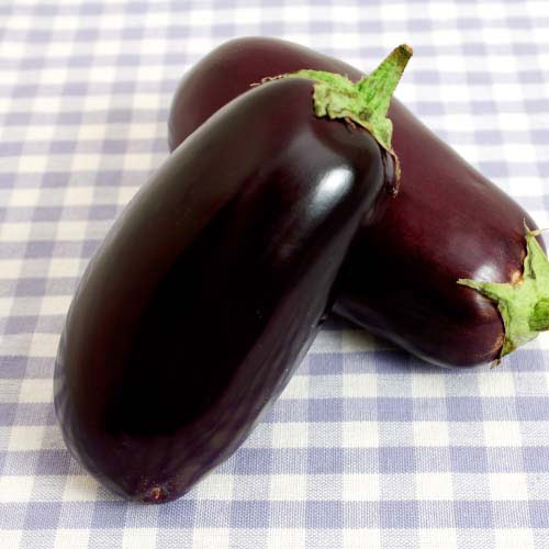 Taste Test answer: AUBERGINE