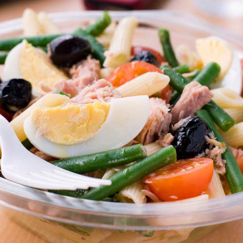 Taste Test answer: NICOISE