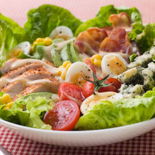 Taste Test answer: COBB SALAD