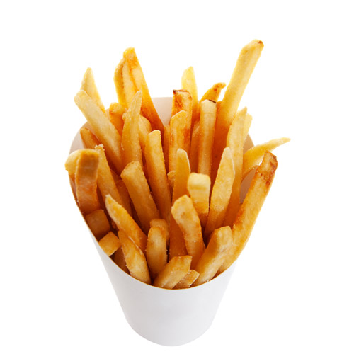 Taste Test answer: FRIES