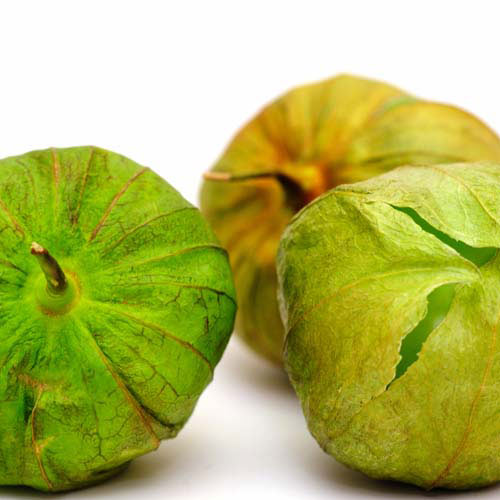 Taste Test answer: TOMATILLOS