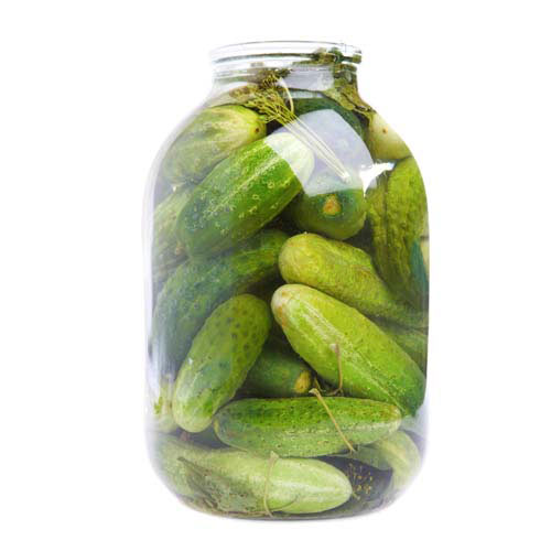 Taste Test answer: PICKLES