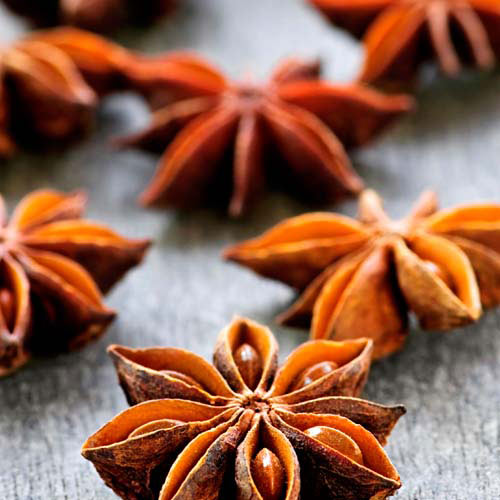 Taste Test answer: STAR ANISE