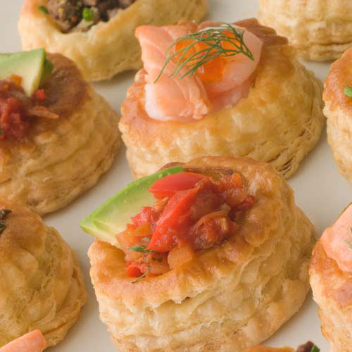 Taste Test answer: VOL-AU-VENTS
