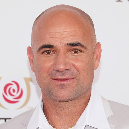 Tennis answer: AGASSI