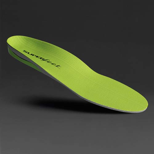 Tennis answer: INSOLE