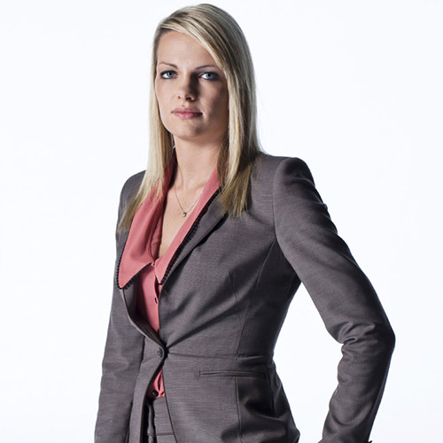 The Apprentice answer: KATIE