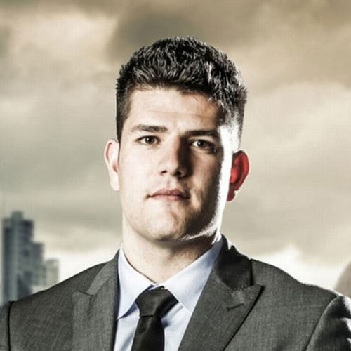 The Apprentice answer: MARK