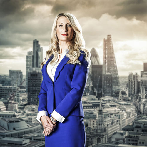 The Apprentice answer: SARAH