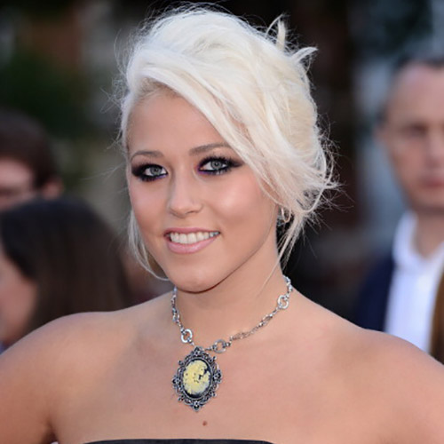 The X Factor answer: AMELIA LILLY