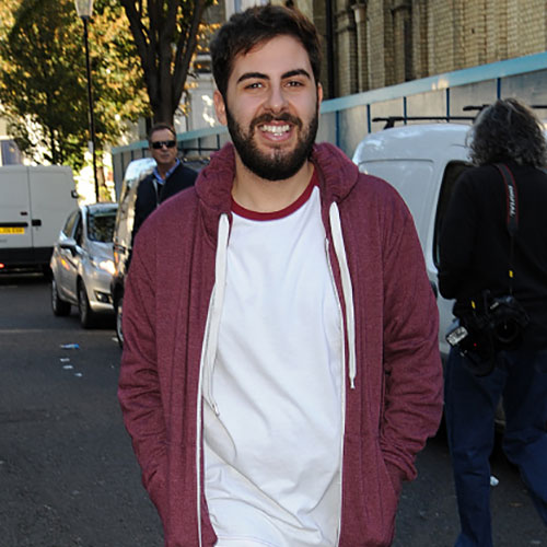 The X Factor answer: ANDREA FAUSTINI