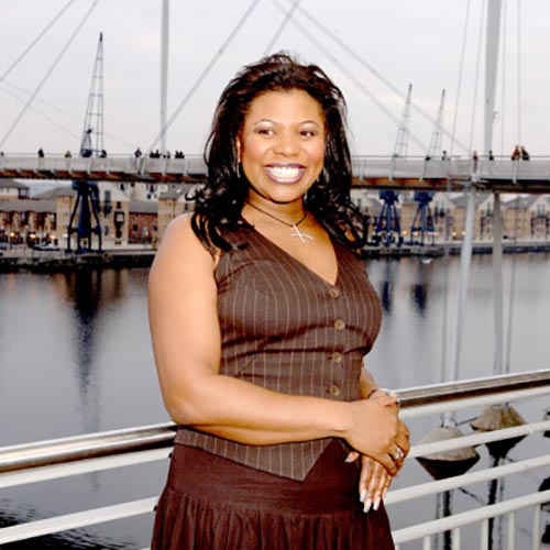 The X Factor answer: BRENDA EDWARDS