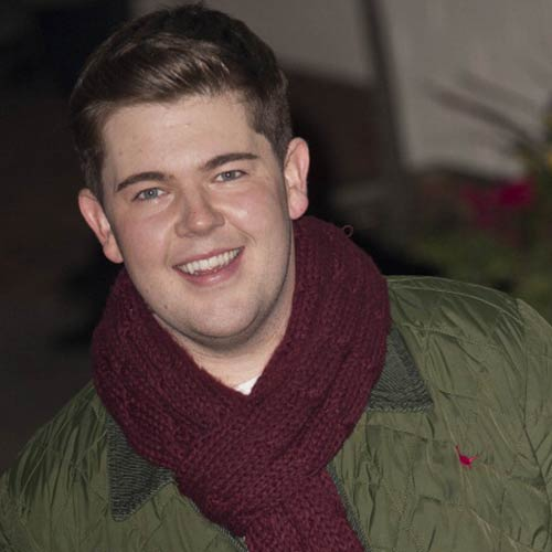 The X Factor answer: CRAIG COLTON