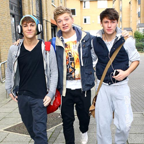 The X Factor answer: DISTRICT3