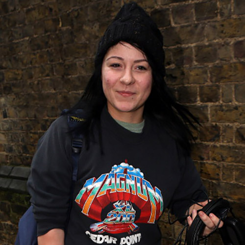 The X Factor answer: LUCY SPRAGGAN