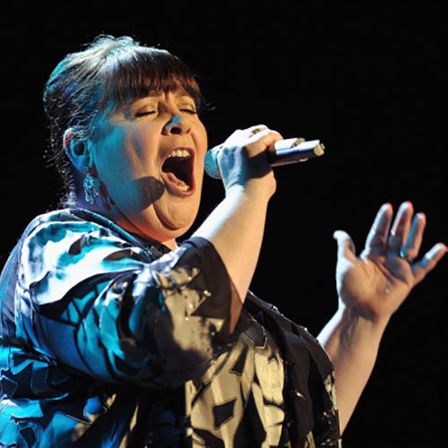 The X Factor answer: MARY BYRNE