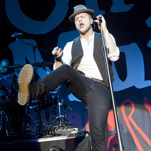 The X Factor answer: OLLY MURS