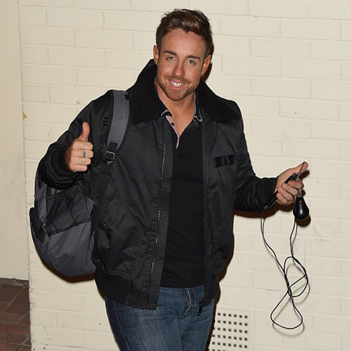 The X Factor answer: STEVI RITCHIE